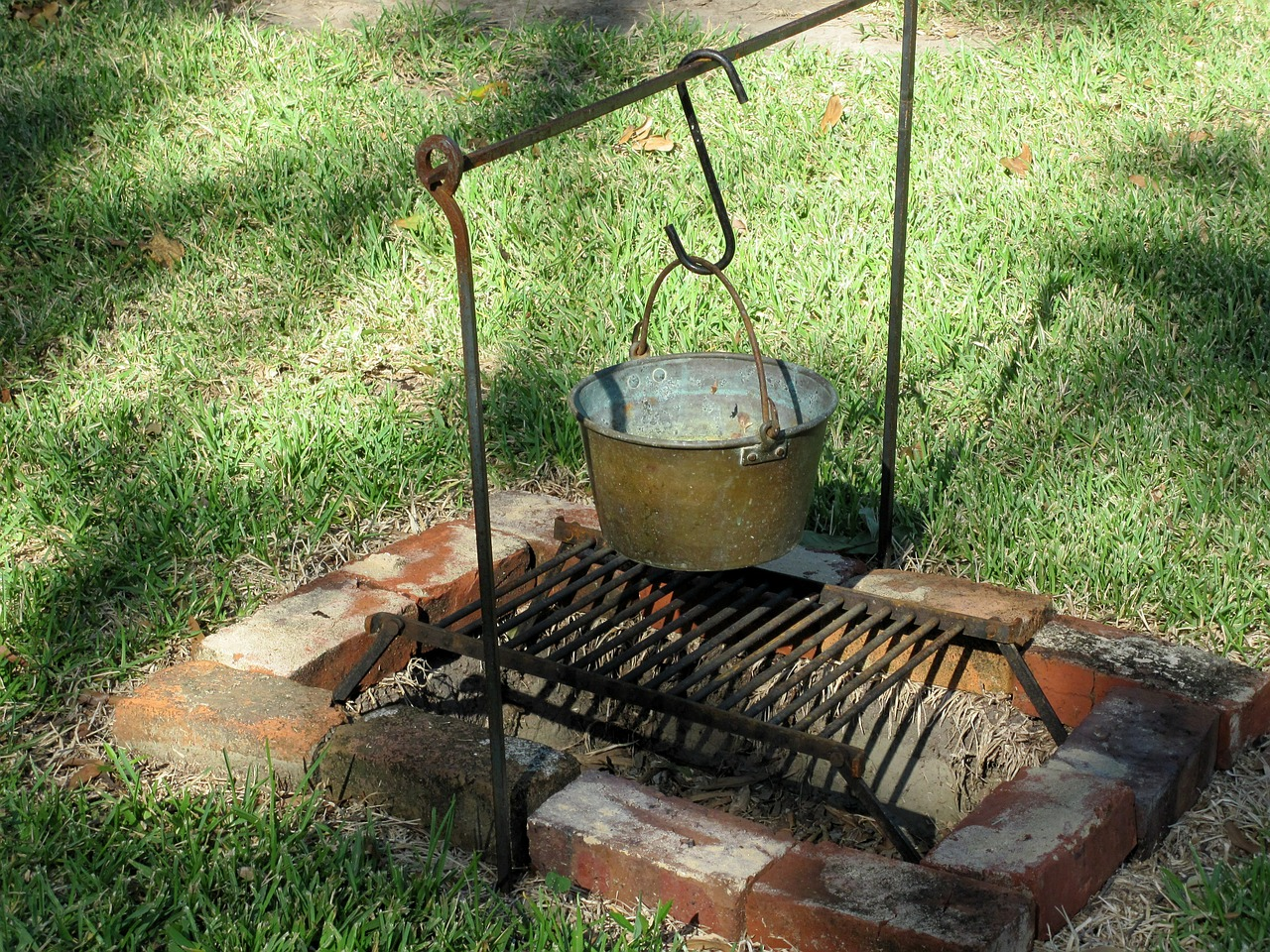 Top 5 DIY Backyard Grill Ideas
